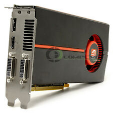 ATI Radeon HD 5770 Graphics Adapter 1GB PCIe 2.1 x16 HDMI DP DVI-I Dell  GCJ42