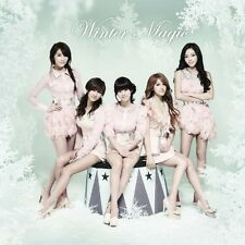 KARA - Winter Magic (Single) (CD+Photobook 1st Press Limited Edition) [JapanVer]