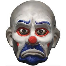 Deluxe Joker Clown Mask Child Boys The Dark Knight Halloween Costume Acessory