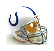 Indianapolis Colts Riddell NFL Football Team Deluxe Full Size Helmet