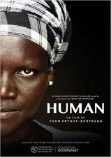 Affiche 40x60cm HUMAN - Documentaire 2015 Yann Arthus-Bertrand - NEUVE
