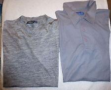 2 stylische Shirts: s.Oliver / Pride Sports  Größe XL (L-ausfallend) und L #TOP#