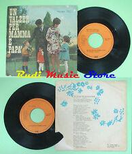 LP 45 7'' MAURIZIO CAPORILLI Un valzer per mamma e papa' EP 45.41 no cd mc dvd