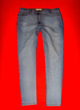 BRAX JEANS SLIM LINE STRETCH RÖHRENJEANS BLUE DENIM Gr. 42/44 W33 L30 NEUW.! TOP