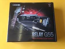 New Line 6 Relay G55 Digital Guitar Wireless Transmitter Receiver System