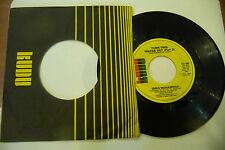 """IDRIS MUHAMMAD""""TURN THIS MUTHA OUT-disco 45 giri KUDU Usa 1977"""""""