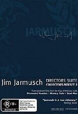 JIM JARMUSCH - COLLECTOR'S BOX SET NO.2 (3 DVD SET) BRAND NEW!!! SEALED!!!