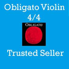 Pirastro Obligato Violin A  String  4/4  Alum   Medium