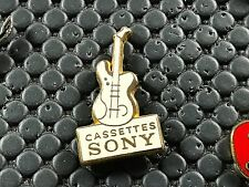 pins pin BADGE MUSIQUE MUSIC GUITARE SONY
