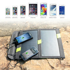 Clearance Sale!! 5V14W Solar Panel 2USB Charger For Tablet/iPhone/Samsung/Phone