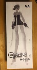 "3A THREEA PRINCESS. TQ TOMORROW QUEEN ASHLEY WOOD POPBOT 1/6, 12"" ORIGINAL (king"