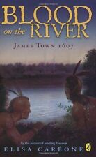 Blood on the River: James Town, 1607 by Elisa Carbone, (Paperback), Puffin Books