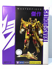 Transformers TRU Exclusive Masterpiece MP-03 Sunstorm Complete New with Box