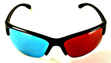 NEW Pro-X 3D Glasses 3 pack red/cyan - HIGH END - FREE SHIPPING!