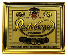 Pin Spilla Birra Radeberger Retro Deco Pub Lorrach
