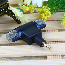 3.5mm External Stereo Microphone + Conversion Line Adapter For GoPro Hero4 3+3