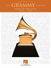 Grammy Awards Song Of The Year 1958-1969 BORN FREE Hey JUDE Piano PVG Music BOOK