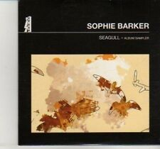 (DI702) Sophie Barker, Seagull sampler - 2011 sealed DJ CD