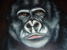 ORIGINAL PAINTING OF A GORILLA