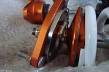 DGR camber TOP MOUNT SUIT NISSAN SILVIA S13 180SX PAIR FOR SUSPENSION