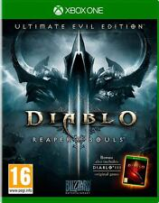 Diablo 3 III Ultimate Evil Edition Xbox One Game BRAND NEW SEALED REGION FREE