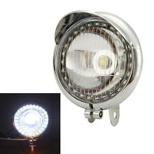 LED Headlight Angel Eye For Kawasaki VN Vulcan Classic Nomad Drifter 1500 1700