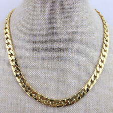 Men's Cool Style Jewelry Gold Tone Hip Hop Jewelry Charm Chain Necklace Sweet