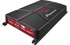 Pioneer GM-A6704 1000W Max 4-CH Class AB 2-Ohm Stable Stereo Car Audio Amplifier