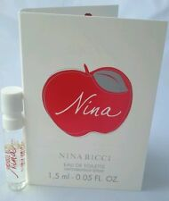 NINA, NINA RICCI 1.5ML , WOMENS SAMPLE PERFUME,  FREE POSTAGE BRAND NEW