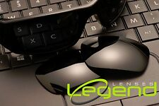 A34 DARK BLACK POLARIZED Replacement Legend Lenses For Oakley FUEL CELL
