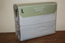 400 TC SATEEN BARBARA BARRY QUEEN Sheet Set 4 pcs - Feather st Water ( N 1 )