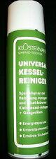 Klostermann Universal-Kesselreiniger-Spray 500ml gas-und ölbetrieb 1l=11,80