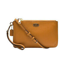 Coach Bag F53157 Pebble Leather Lyla Double Gusset Crossbody Saddle  #COD Paypal