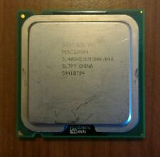 Cpu Processore Intel Pentium 4 - 3,4GHz /1M/800 - SL7PY Socket 775