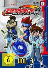 DVD/ Beyblade Metal Fury - Volume 3 - Das Grosse Tag-Team-Tunier !! NEU&OVP !!