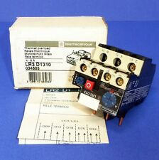 TELEMECNIQUE 4-6AMP THERMAL OVERLOAD RELAY LR3-D1310 *NEW*