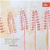 Skampa Quartet,Skampa Quartet,Iva Bittova : Pavel Fischer: Morava  String Quarte