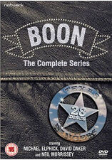 BOON COMPLETE 28 DISC DVD BOX SET NEW & SEALED