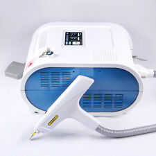 Q-SWITCHED ND YAG LASER TATTOO EYELINE REMOVAL 1064/532nm FLASH LIGHT MACHINE