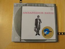 Louis Armstrong - Ambassador Satch - Super Audio CD SACD Sealed