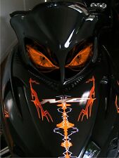 ARCTIC CAT crossfire m6 m8  M F 1000 T660 SLED TURBO HEADLIGHT DECAL STICKER 2
