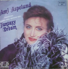 "7"" GRAND PRIX 1983 ( FINLAND ) MINT- ! AMI ASPELUND : Fantasy Dream"