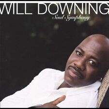 Soul Symphony; Will Downing 2005 CD, Contemporary R&B, Quiet Storm, Jazz, GRP Ve