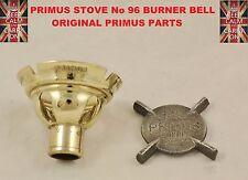 Primus stove No96 brûleur bell et de plâtre plaque optimus stove original parts