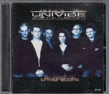 Univibe and the tubemen-univibrations (CD) priv. press, hard rock from Germany