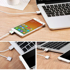 Micro USB chargeur chargeur magnétique pour Android Samsung Huawei