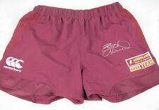 BEN HANNANT Hand Signed GAME WORN 2012 Origin Shorts + Exact Photo Proof