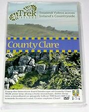 TREK IRELAND - COUNTY CLARE DVD Treadmill Video Exercise Irish Countryside  NEW