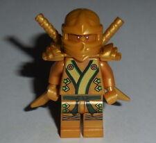 NINJAGO Lego Lloyd Golden Ninja w/ 2 swords NEW Authentic LEGO 70505 850622 #6kc
