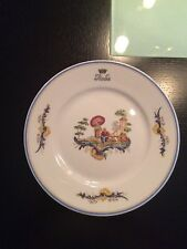 Italian Line First Class Chinois Tea Plate by Ginori (Parasol)